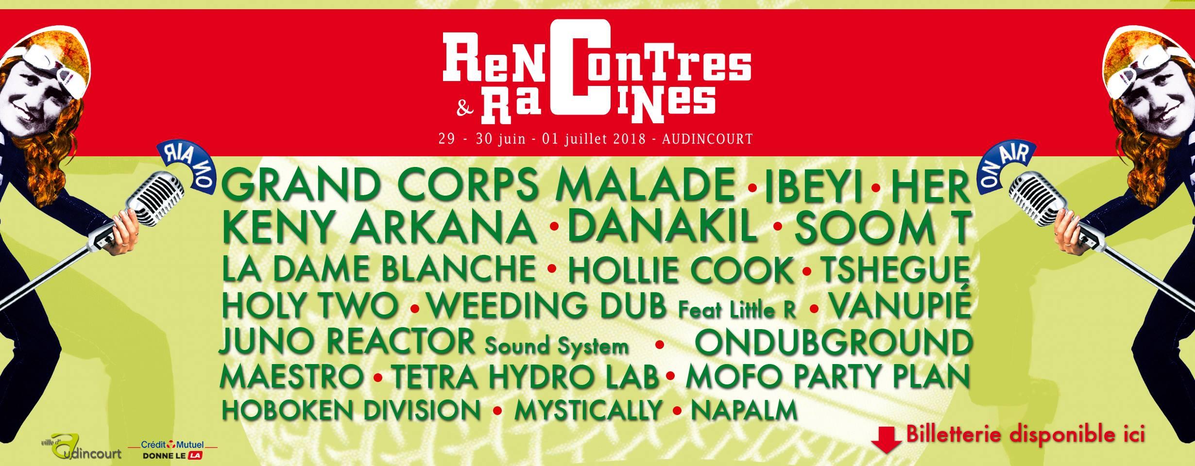 festival audincourt rencontres et racines 2013
