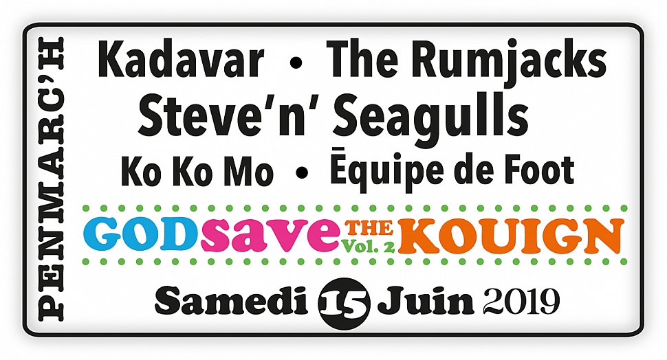 God Save The Kouign