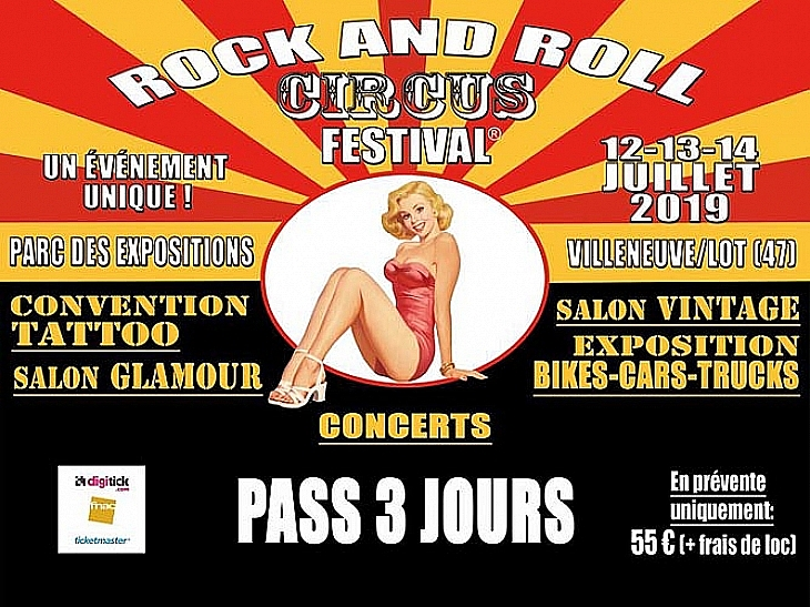 Rock And Roll Circus Festival