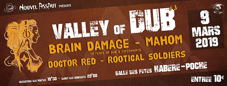 Valley of Dub #3