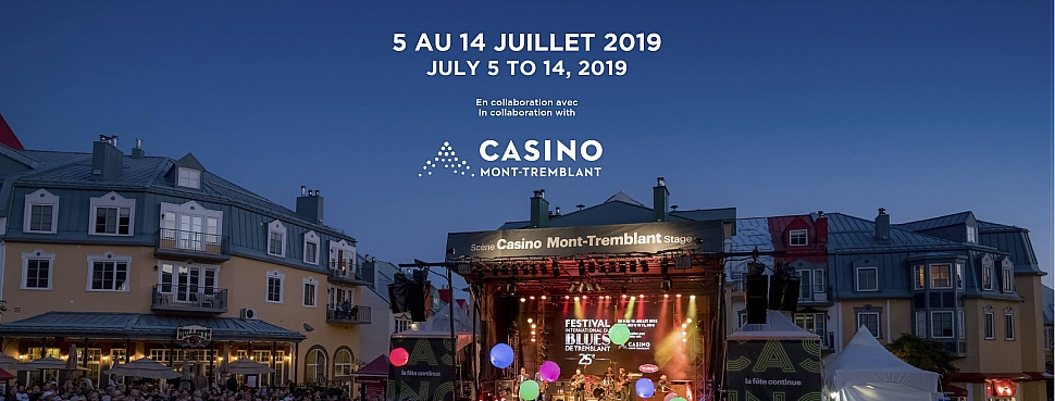 Festival International du Blues de Tramblant