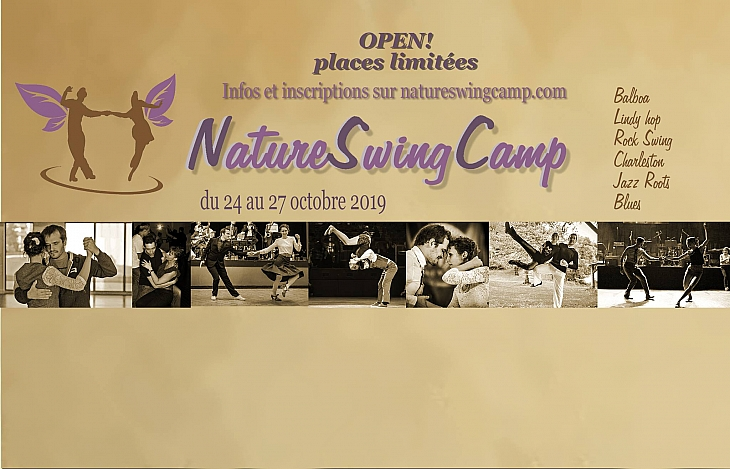 Nature Swing Camp