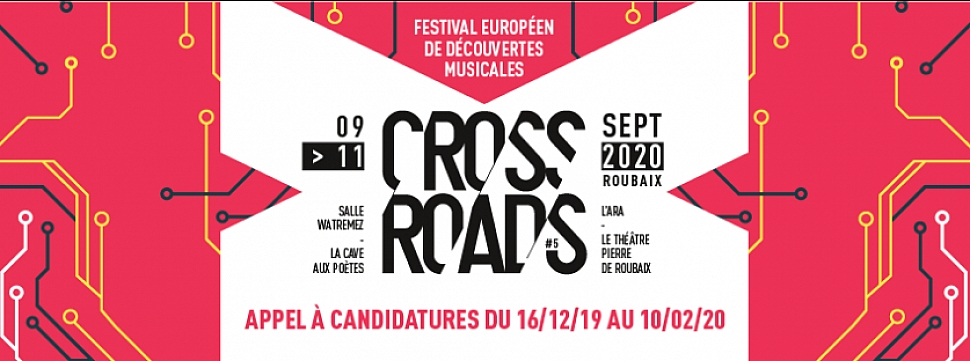 Crossroads Festival : On Line