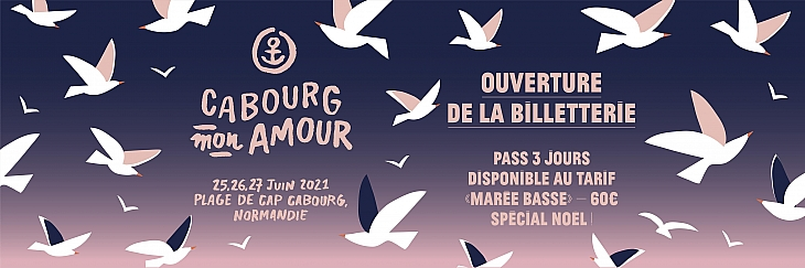 Festival Cabourg, Mon Amour