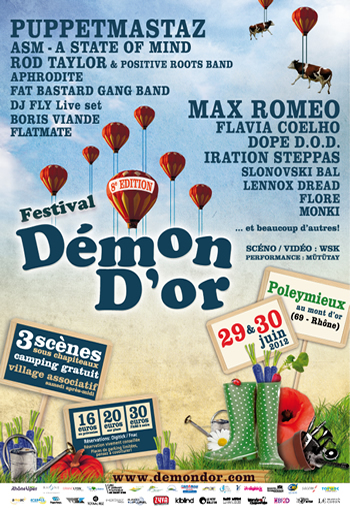 Festival Demon D'or 2012