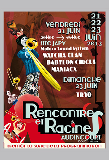Rencontre et racine 2017 photo