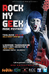 Rock My Geek - Music festival