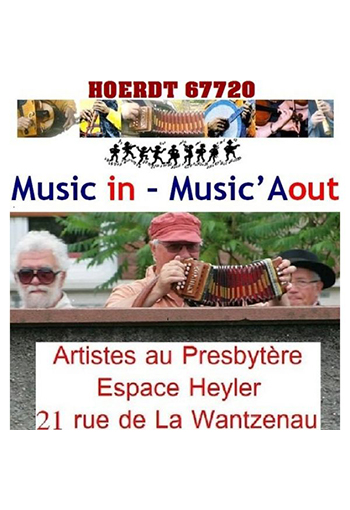 Music in - Music'Aout