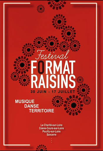 format raisins festival france 2018 2019 guide programmation concerts billets. Black Bedroom Furniture Sets. Home Design Ideas