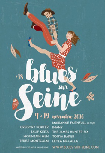 Festival Blues sur Seine