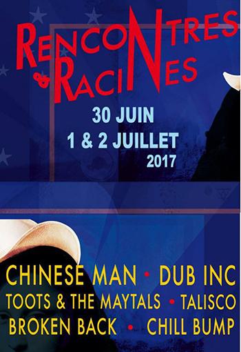 À partir de 2€ en TER - festival Rencontres & Racines à Audincourt - achetez votre billet TER