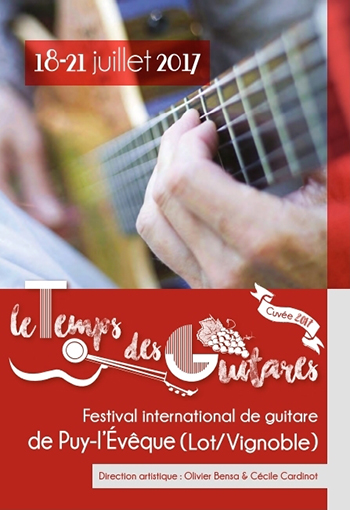 Festival International de Guitare de Puy l'Evêque