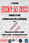 Rock In Sass, le Festival
