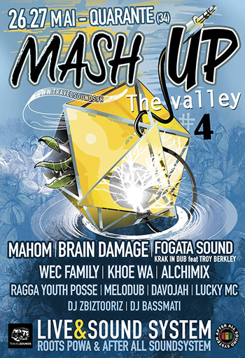 Mash Up The Valley