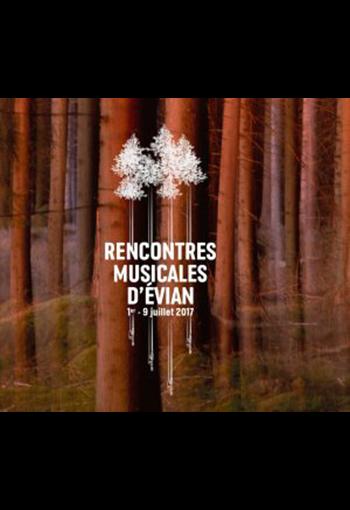 Rencontres Musicales d'Evian : version musique de chambre