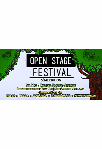 Open Stage Festival