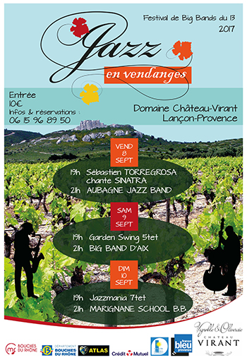 Jazz en Vendanges