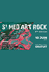 St Méd'Art Rock 2017