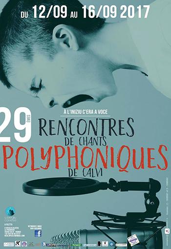 XXXIe Rencontres de Chants Polyphoniques de Calvi