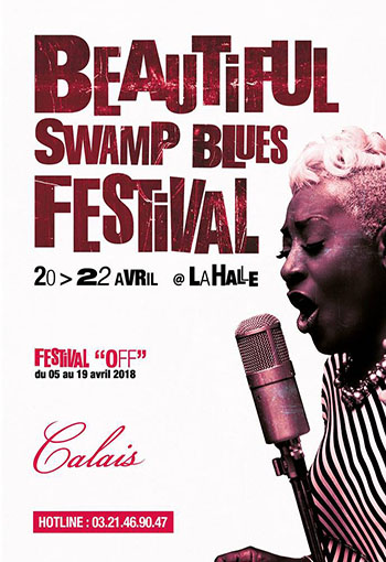 Beautiful Swamp Blues Festival