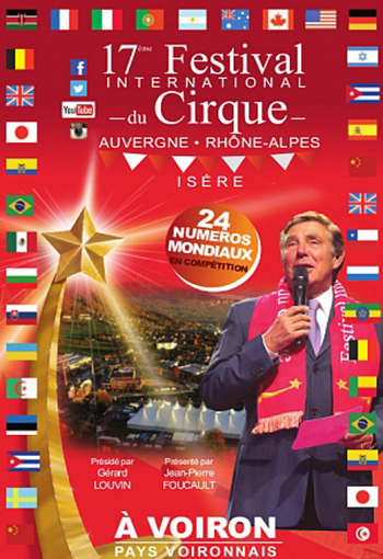 Festival International du Cirque Voiron