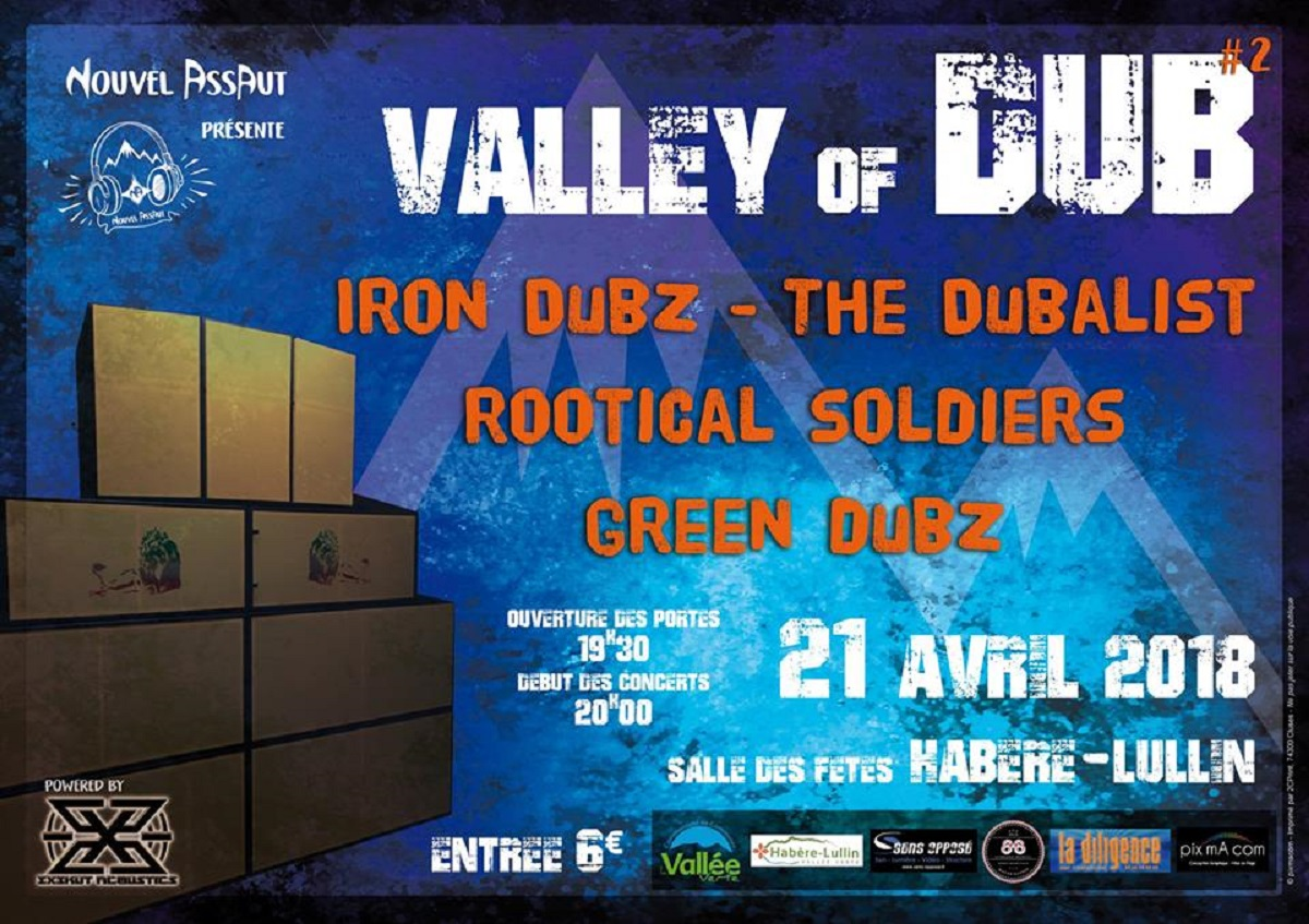 Valley of Dub