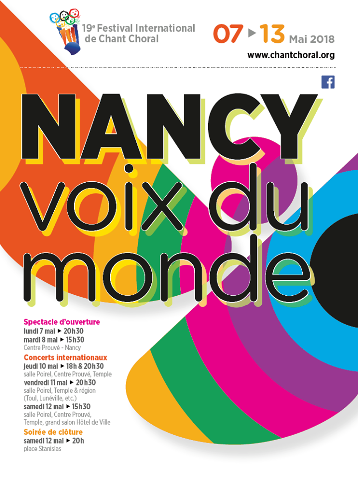 NANCY voix du monde