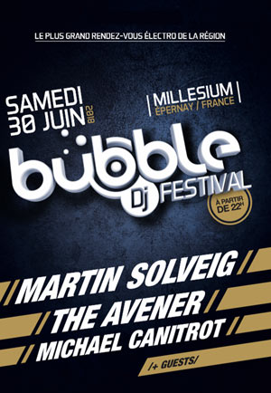 Bubble DJ Festival