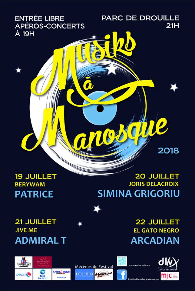 MUSIKS A MANOSQUE
