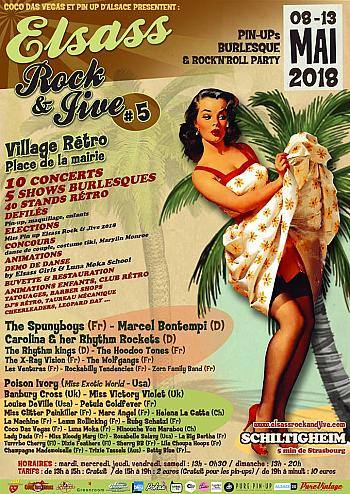 Elsass Rock And Jive Festival