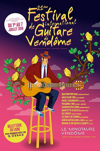 Festival International de Guitare de Vendôme
