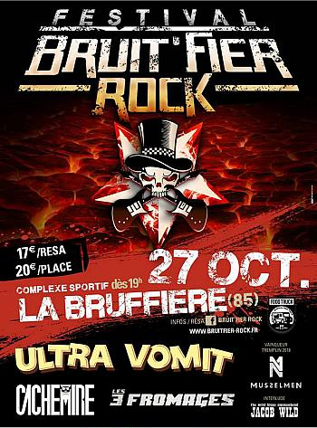 Bruit Fier Rock