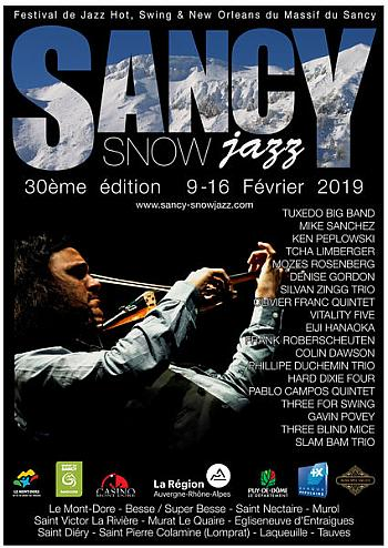 Sancy Snow Jazz