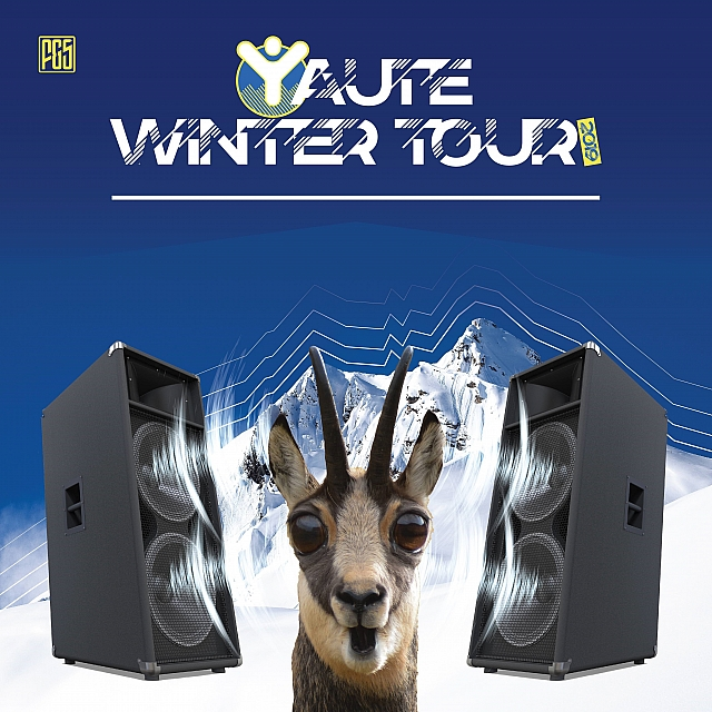 Festival Yaute Winter Tour