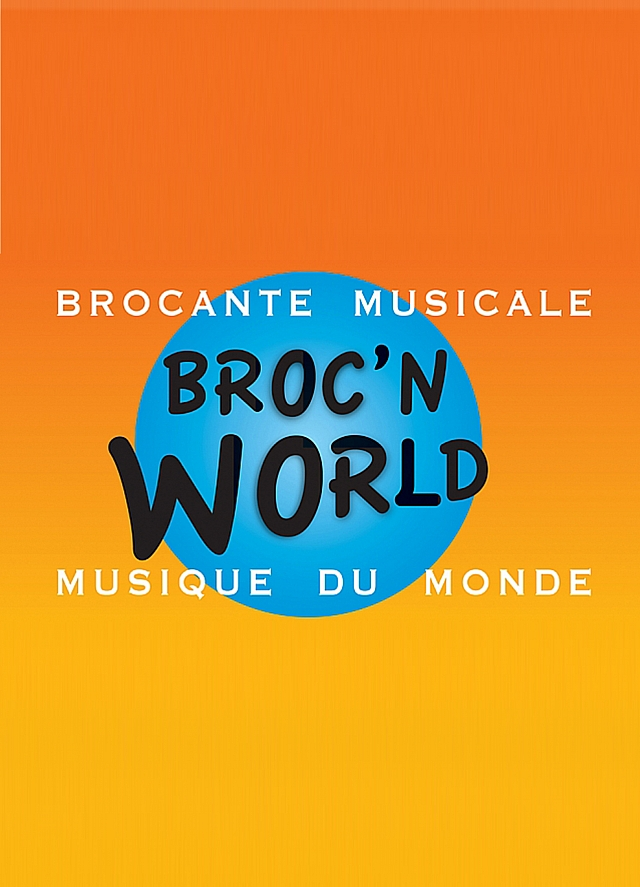 Broc N World - Brocante World Music