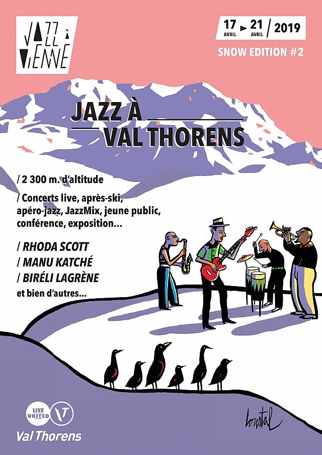 Jazz à Val Thorens