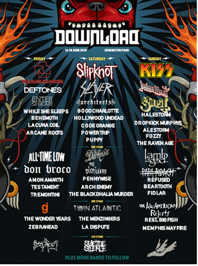 Download Festival England