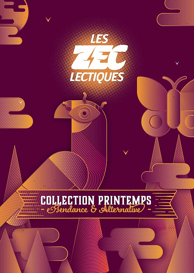 Les Z'Eclectique Collection printemps