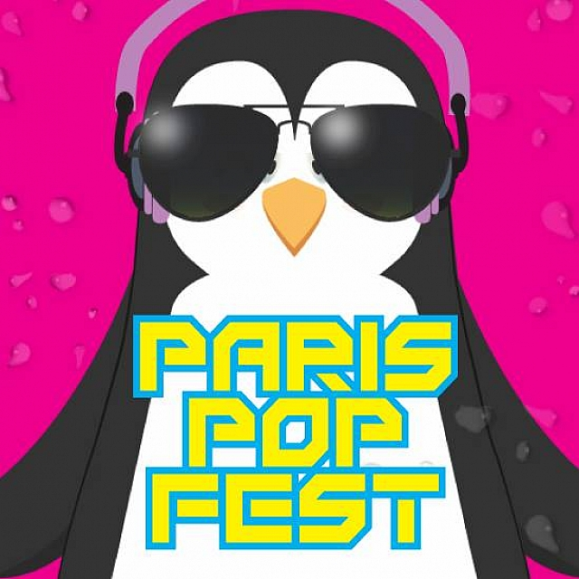 Paris Pop Fest Festival