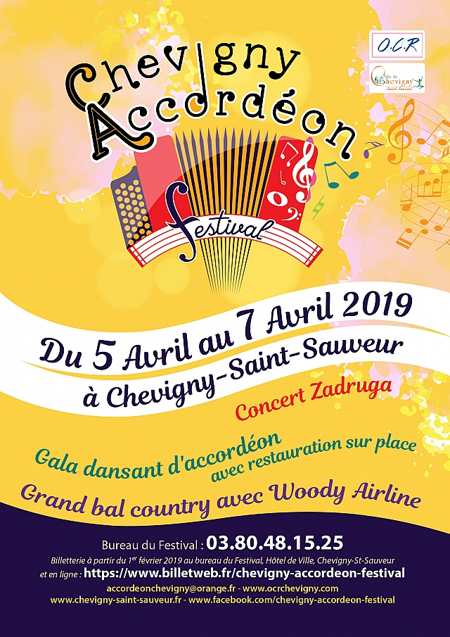 Chevigny Accordeon Festival