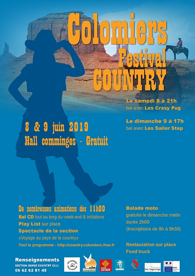 Festival Country Colomiers