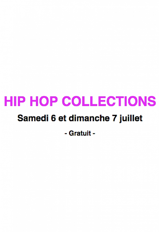 Hip Hop Collections