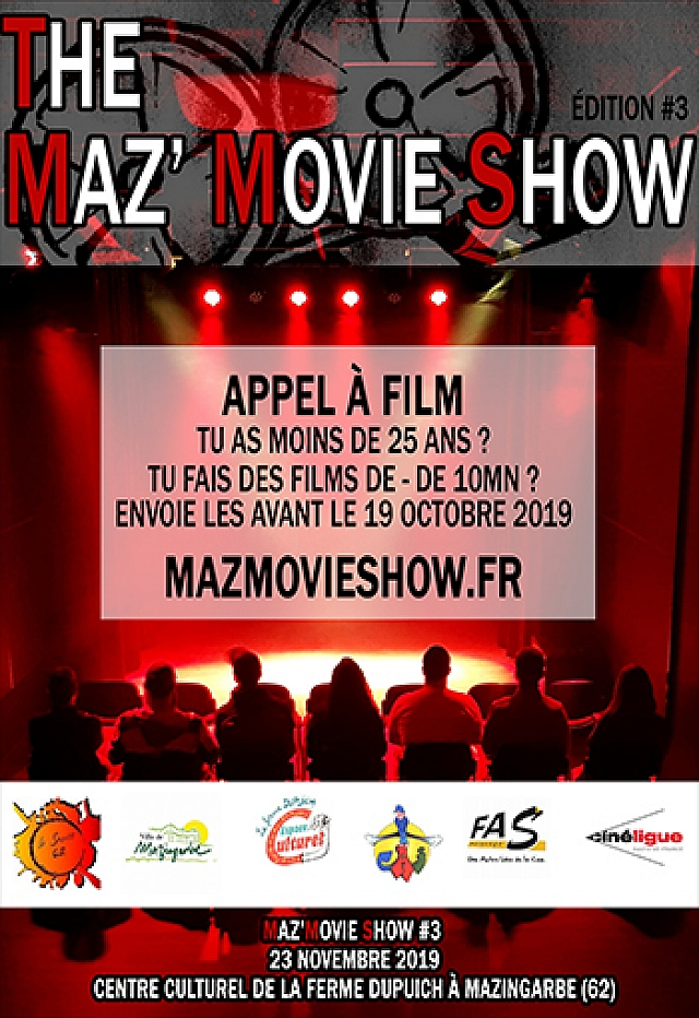 The Maz'Movie Show