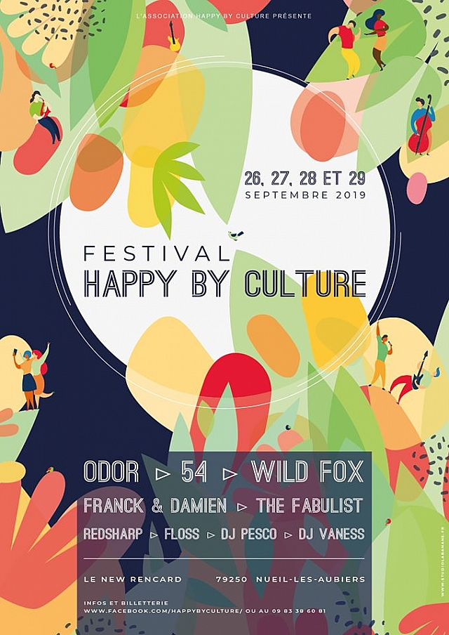 Happy By Culture