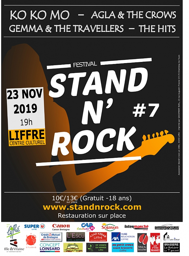Stand N ROCK