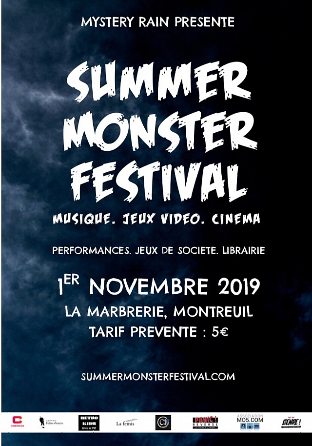 Summer Monster Festival