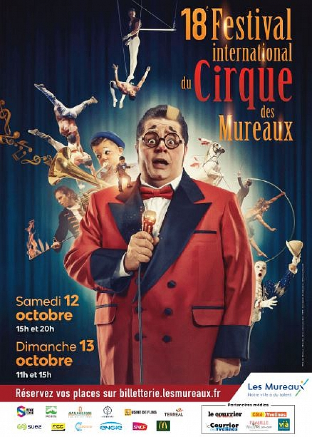Le Festival international du Cirque des Mureaux
