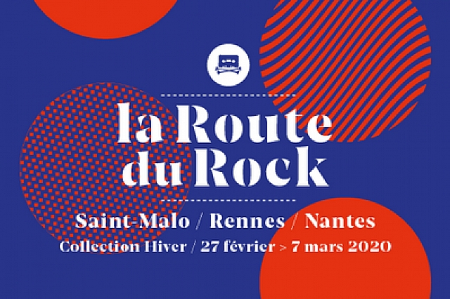 La Route du Rock (collection hiver)