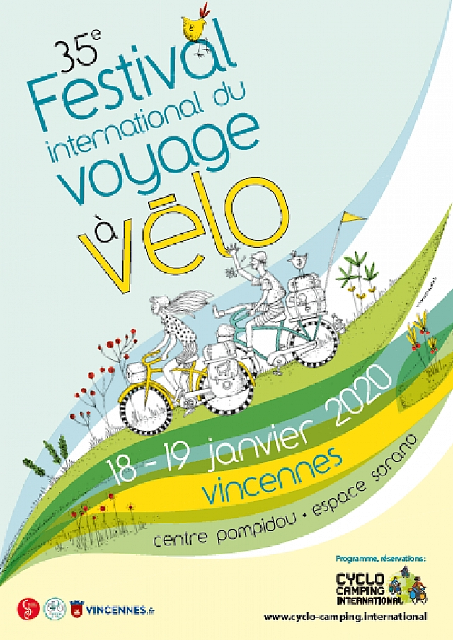 Festival International du Voyage à Vélo