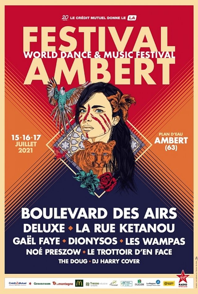 Annulé : World Festival Ambert